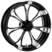 Performance Machine Paramount Chrome Rear Wheel, 18
