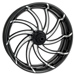 Performance Machine Supra Platinum Cut Rear Wheel, 17