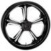 Performance Machine Wrath Chrome Front Wheel 21x3.5 ABS