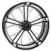 Performance Machine Dixon Platinum Cut Front Wheel 21x3.5 Non-ABS