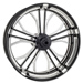 Performance Machine Dixon Platinum Cut Rear Wheel 17x6 Non-ABS