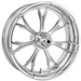 Performance Machine Paramount Chrome Rear Wheel 18x5.5 ABS
