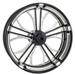 Performance Machine Dixon Platinum Cut Rear Wheel, 17