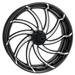 Performance Machine Supra Platinum Cut Rear Wheel, 17