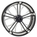 Performance Machine Dixon Platinum Cut Rear Wheel, 17