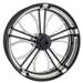 Performance Machine Dixon Platinum Cut Rear Wheel, 18