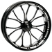 Performance Machine Heathen Platinum Cut Front Wheel, 21