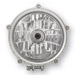 Roland Sands Design 5-3/4″ Tracker Machine Ops Headlight Assembly