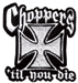 Hot Leathers  Choppers Embroidered Patch
