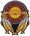 Hot Leathers  Dream Catcher Embroidered Patch