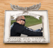 JBN Custom Ride To Live Picture Frame with Eagle