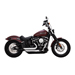 Vance & Hines Shortshots Staggered Chrome Full Exhaust System
