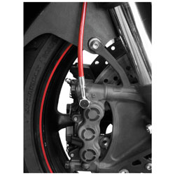 Galfer USA Red Front Brake Line