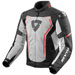 REV'IT! Men's Vertex Air Black/Red Jacket