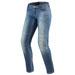 REV'IT! Women's Westwood Light Blue Jeans