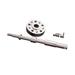 Custom Cycle Engineering Engraving Ltd. Wheel Conversion Kit