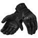 REV'IT! Men's Dirt 3 Black Gloves