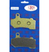 Lyndall Brakes Gold Plus Brake Pads
