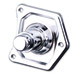 J&P Cycles Starter Switch for Solenoid Housing