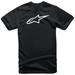Alpinestars Men's Ageless Black/White T-Shirt