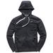 Alpinestars Men's Bona Fide Black Zip Hoodie