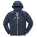 Alpinestars Men's Bona Fide Navy Blue Zip Hoodie