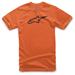 Alpinestars Youth Ageless Orange/Black T-Shirt