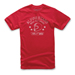 Alpinestars Youth School Red T-Shirt