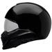 Bell Broozer Gloss Black Full Face Helmet