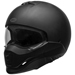 Bell Broozer Matte Black Full Face Helmet
