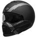 Bell Broozer Arc Matte Black/Gray Full Face Helmet