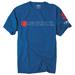 Factory Effex Men's Suzuki Team Royal Blue T-Shirt