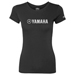 Factory Effex Women's Yamaha Mark Black T-Shirt