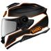 Shoei GT-Air II Bonafide White/Orange/Black Full Face Helmet