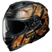 Shoei GT-Air II Deviation Black/Tan Full Face Helmet