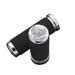 J&P Cycles Free Spirit Cushion Grip Set - 130mm