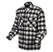 Scorpion EXO Men's Covert Black/White Flannel Shirt
