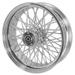 V-Factor 40 Spoke Chrome Rear Wheel, 16 x 3