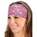 That's A Wrap Eye Spy Pink Knotty Band