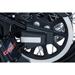 Kuryakyn Rear Axle Covers Gloss Black