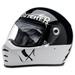 Biltwell Inc. Lane Splitter Rusty Butcher Full Face Helmet
