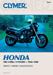 Clymer Honda Fours Motorcycle Repair Manual