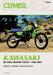Clymer Kawasaki Singles Motorcycle Repair Manual