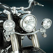 Show Chrome Accessories Elliptical Driving Light Kit