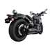 Vance & Hines Twin Slash Staggered Exhaust System