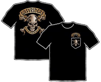 Easyriders Attitude Short-Sleeve Pocket T-shirt