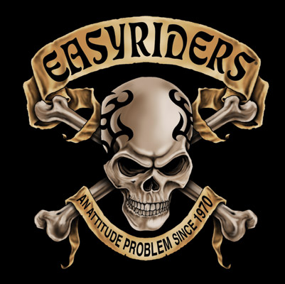 Easyriders Attitude Long-Sleeve Pocket T-shirt