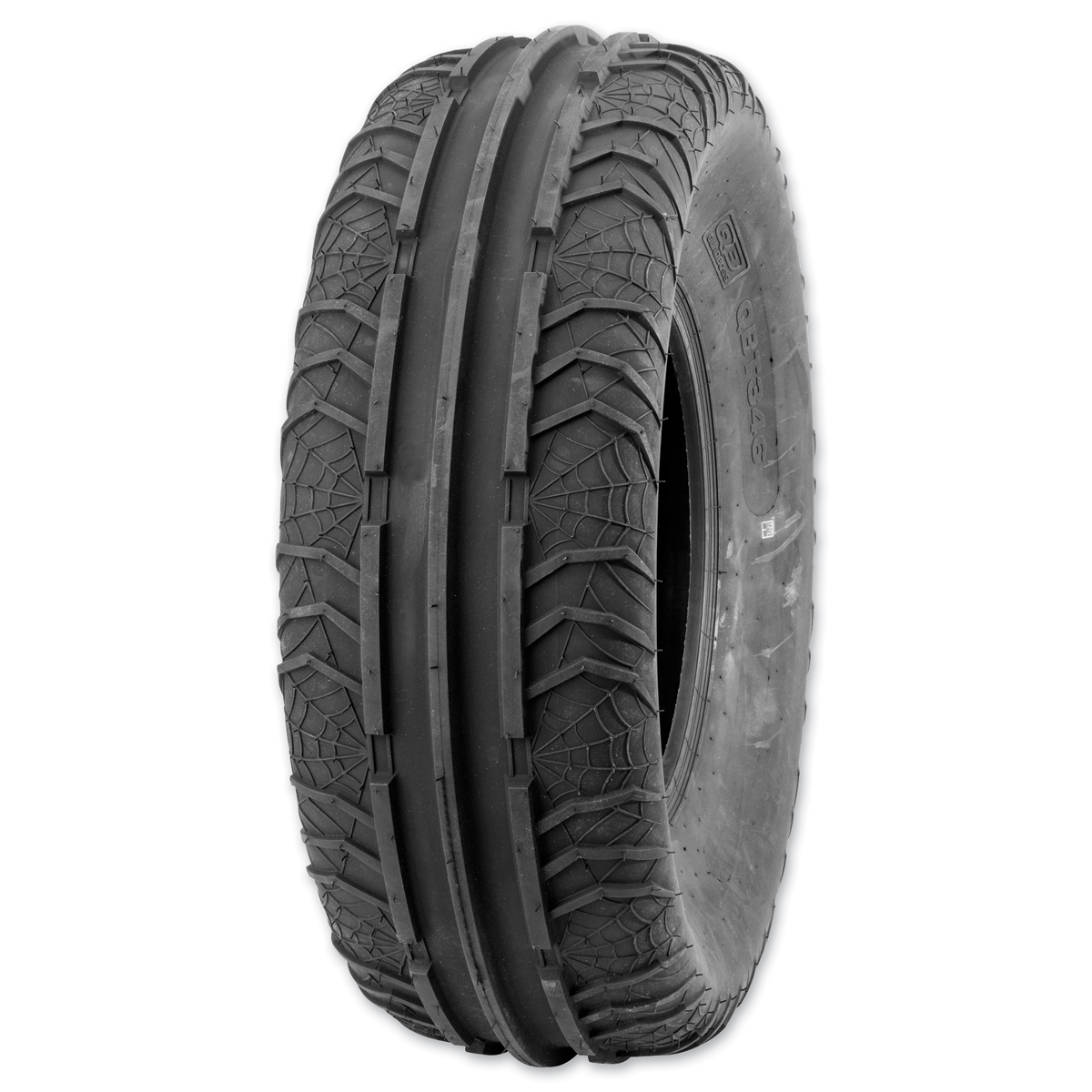 Quadboss QBT346 Sand 28X10-14 6-Ply Front Tire