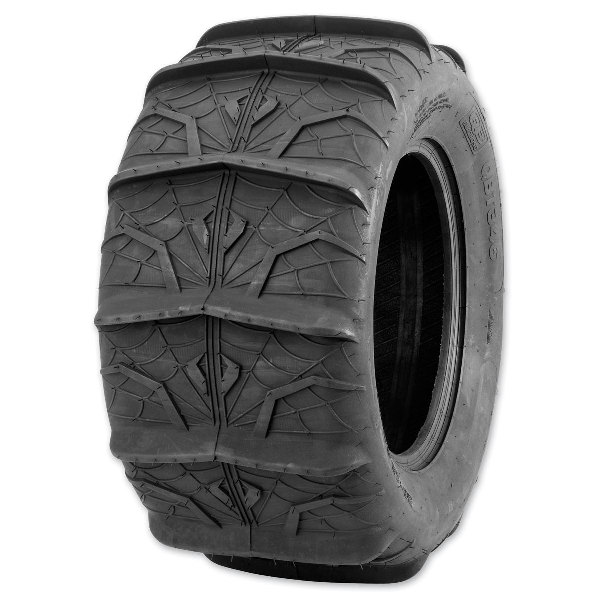 Quadboss QBT346 Sand 30X14-14 6-Ply Rear Tire
