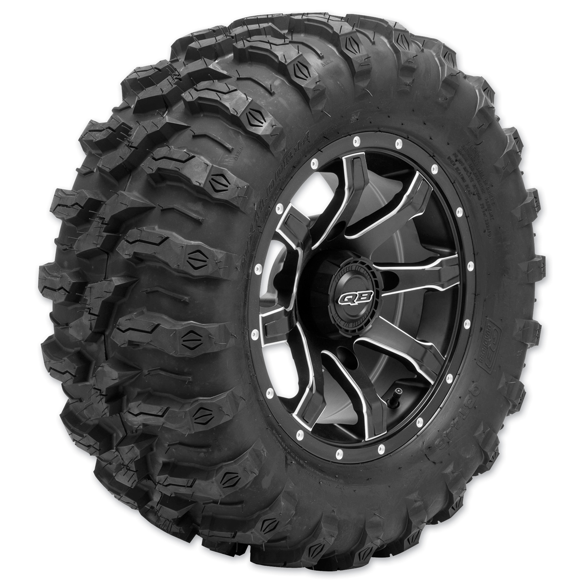 Quadboss QBT446 26X11R12 8-Ply Rear Tire